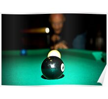 Behind the Eight Ball Poster