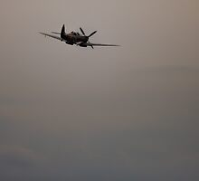 Spitfire - Homeward Bound by PhotoLouis
