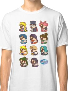 Pretty Soldier Sailor Puglie Classic T-Shirt
