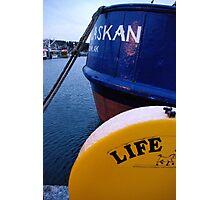 Alaskan Life Photographic Print