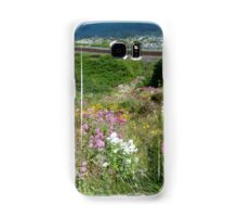 The Cliff Walk with valerian Samsung Galaxy Case/Skin
