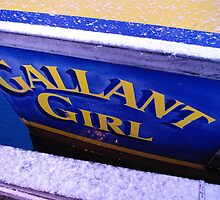 "The ""Gallant Girl"" by Jennifer Swanberg"