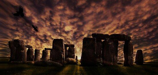 Stonehenge by Cliff Vestergaard