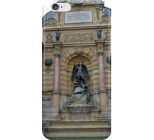 St. Michael's Fountain iPhone Case/Skin