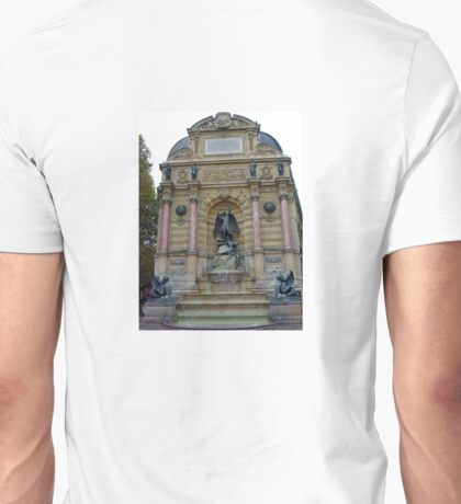 St. Michael's Fountain Unisex T-Shirt