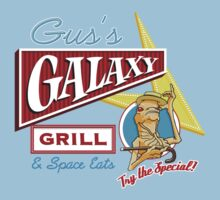 Gus's Galaxy Grill Kids Clothes