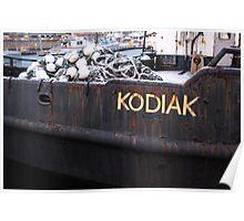 """Kodiak"" Poster"