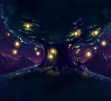 Insomniac by loupdemort