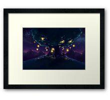 Insomniac Framed Print