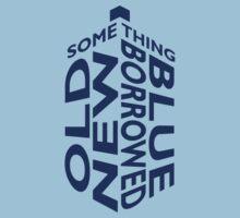 TARDIS Blue Wedding Quote