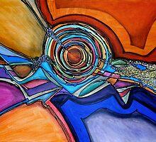 Matter In Motion by Roy Guzman
