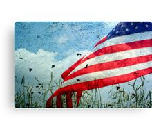Obama To Talk Jobs With Rural America Canvas Print