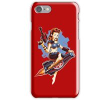 Atom Bomb Baby iPhone Case/Skin