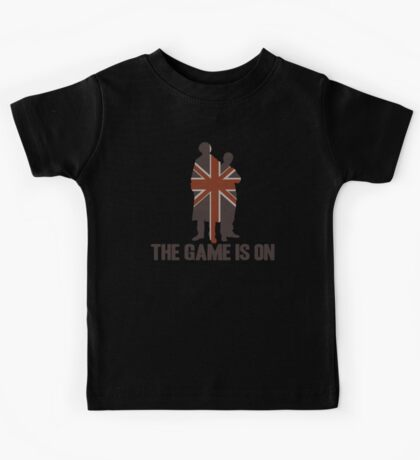 Sherlock - The Game Is On! Kids Clothes