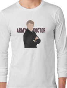 Sherlock - Army Doctor Long Sleeve T-Shirt