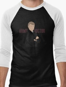 Sherlock - Army Doctor Men's Baseball ¾ T-Shirt