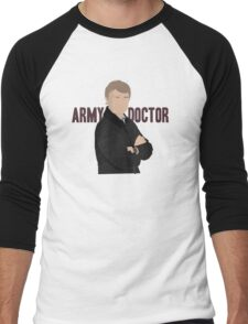 Sherlock - Army Doctor Men's Baseball ¾ T-Shirt