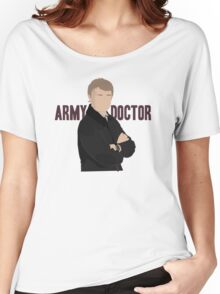 Sherlock - Army Doctor Women's Relaxed Fit T-Shirt