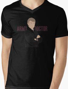 Sherlock - Army Doctor Mens V-Neck T-Shirt