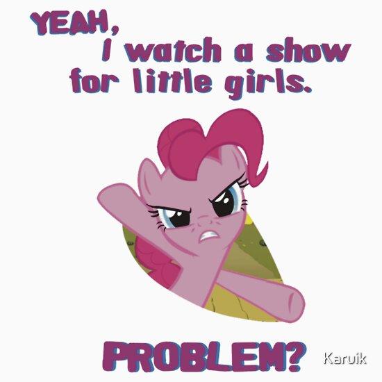 TShirtGifter presents: Problem with Pinkie Pie?