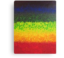 Spectrum - Abstract Psychedelic Art Canvas Print