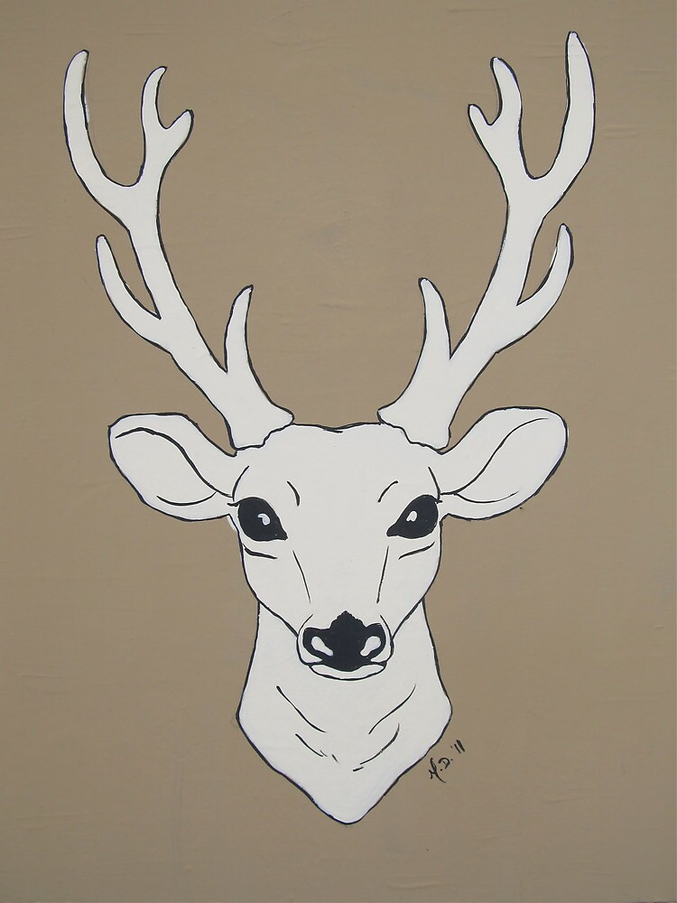 Seriously Deer by MDcreated
