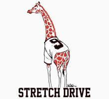 Stretch Drive Belt Giraffe Unisex T-Shirt