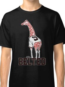 Belted Belt Giraffe Classic T-Shirt