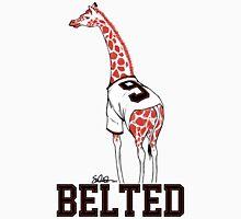 Belted Belt Giraffe Unisex T-Shirt