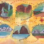 Summer Travels by Emily Cronin