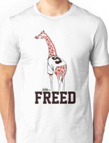 Freed Belt Giraffe T-Shirt