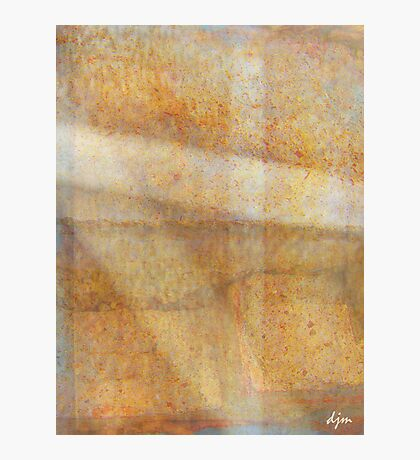 The Softness Of Light Photographic Print