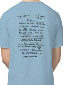 Mad Max: Fury Road - Back TATTOO Classic T-Shirt