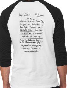 Mad Max: Fury Road - Back TATTOO Men's Baseball ¾ T-Shirt