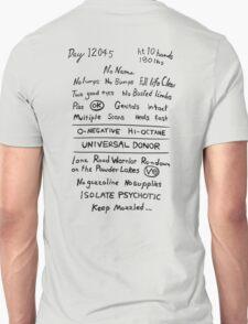 Mad Max: Fury Road - Back TATTOO T-Shirt