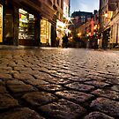Cobblestone by David Preston