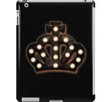 Marquee Crown iPad Case/Skin