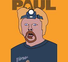 Paul - Graeme Willy (Simon Pegg) Unisex T-Shirt