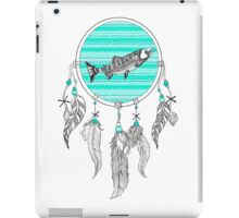 Fish Dream Catcher iPad Case/Skin