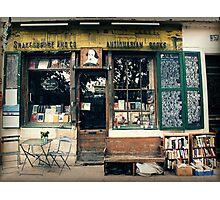 Book Store Photographic Print