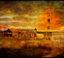 The Old Flour Mill by Linda Lees