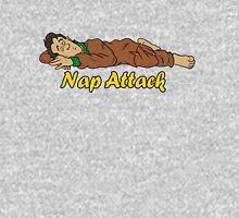 Nap attack Women's Fitted Scoop T-Shirt