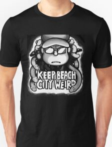Keep Beach City Weird Tee T-Shirt