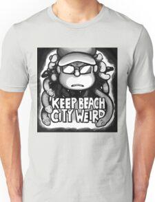 Keep Beach City Weird Tee Unisex T-Shirt