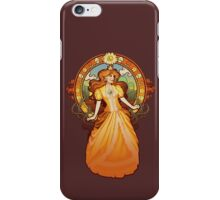 Daisy Nouveau iPhone Case/Skin