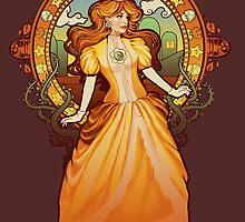 Daisy Nouveau by MeganLara