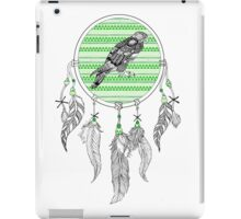 Hawk Dream Catcher iPad Case/Skin