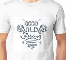 good old boxing Unisex T-Shirt