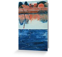 Tamar Mud Greeting Card
