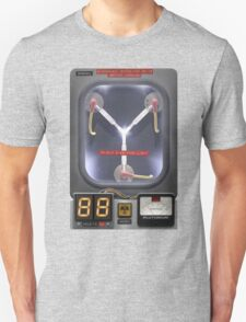 Flux Capacitor Inspired By Back to the Future T-Shirt